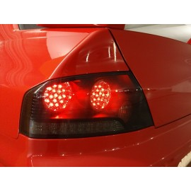 Heckleuchten LED schwarz-smoke Mitsubishi EVO 8-9