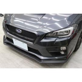 MP Style Spoilerlippe ABS Subaru Impreza WRX STI 2014-2017