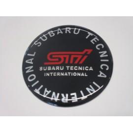 Subaru STI Radnabenabdeckungen