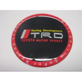 Toyota TRD Radnabenabdeckungen