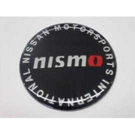 Nissan nismo Radnabenabdeckungen