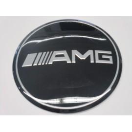 Mercedes AMG Radnabenabdeckungen