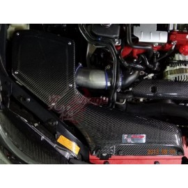 Carbon Motorraumabdeckung Subaru Impreza 2007-2014