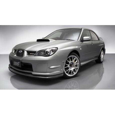 ABS Frontspoilerlippe STI Subaru Impreza 2006-2007