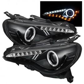LED Scheinwerfer Toyota GT86 Chrom