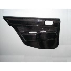 Carbon Türverkleidung hinten und vorne Mitsubishi EVO 9
