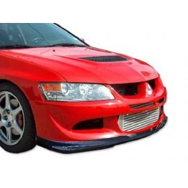 Carbon Frontspoilerlippe R Style Mitsubishi EVO 8