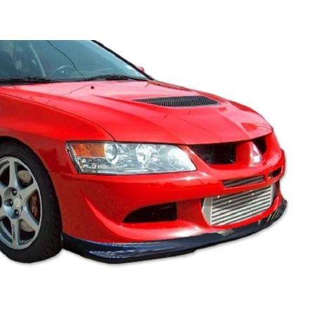Frontspoilerlippe R Style Mitsubishi EVO 8 Carbon