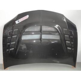 Carbon Motorhaube WRC Style Mitsubishi EVO 8-9