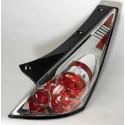 Nissan 350Z Heckleuchten Klarglas chrom