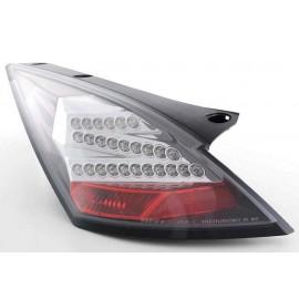 LED Heckleuchten chrom Z-Symbol Nissan 350Z