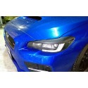 Scheinwerferblenden ABS Subaru Impreza 2014- inkl. Gutachten