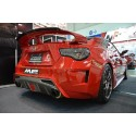 ABS Heckstange MP Style Toyota GT 86