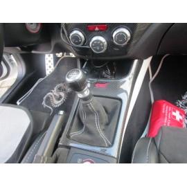 Abdeckung Carbon Schaltkonsole Subaru Impreza WRX STI ab 2007