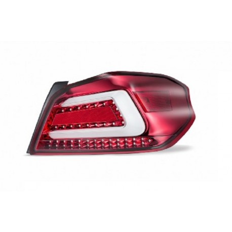 LED Heckleuchte rot Subaru Impreza 2014-