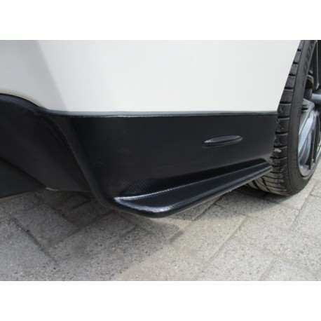MP Style Heckdiffusor ABS Carbon Look Subaru Impreza WRX STI ab 2014