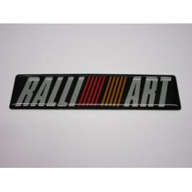 Mitsubishi RALLIART Emblem