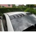 Dachspoiler Roof Fin MP Style 1 ABS Carbon Look Subaru Impreza WRX STI 2014-