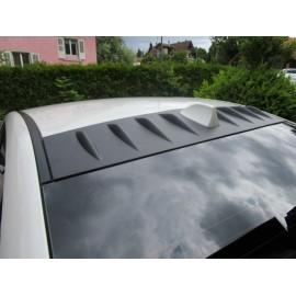 Dach Fin MP Style 2 ABS Carbon Look Subaru Impreza WRX STI 2014-