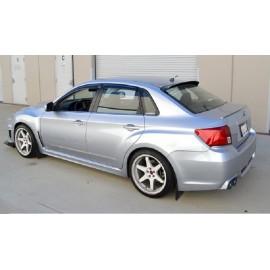 Dach Spoiler Acryl Subaru Impreza WRX STI 2011-