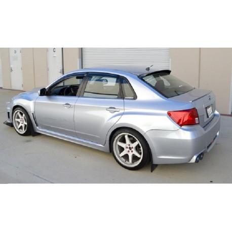 Dach Spoiler Acryl Subaru Impreza 2011-