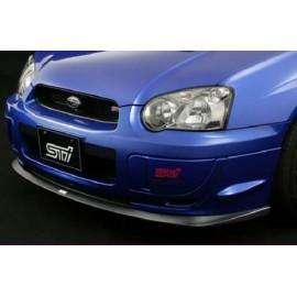 Carbon Frontspoilerlippe Subaru Impreza STI 2003-2005