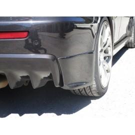 Carbon Heckstangen Diffusor Mitsubishi Lancer und EVO 10