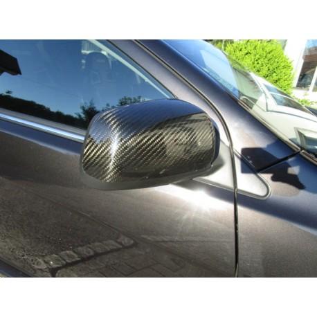 Carbon Spiegelabdeckung Mitsubishi EVO 10