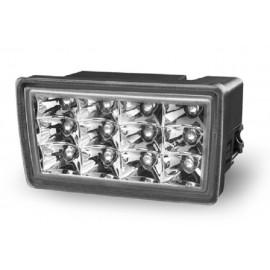 LED Nebellampe chrom Subaru Impreza 2014-