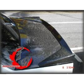 Spoileransatz Carbon Kofferaumdeckel Mitsubishi EVO 7-9