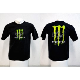T-Shirt Monster Energy