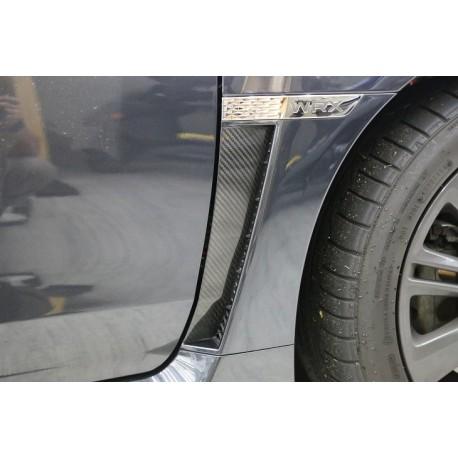 Carbon Blende Kotflügel Subaru Impreza 2014-