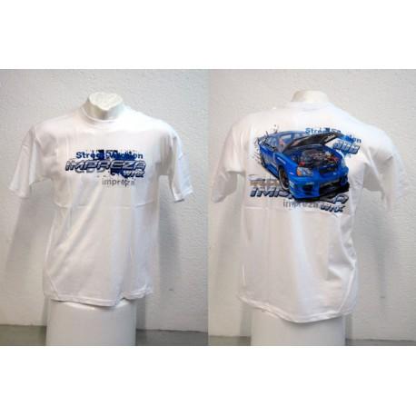 T-Shirt Impreza WRX 03-05