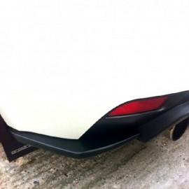 ABS Lippen Stange hinten Subaru Impreza WRX STI Hatchback ab 2007