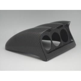 Carbon Instrumenten Aufbauhalterung STI Subaru Impreza 1997-2000