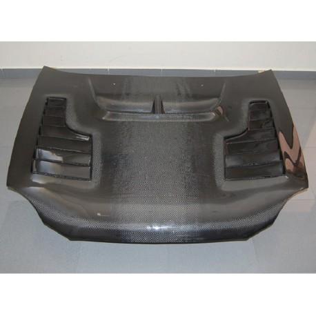 Carbon Motorhaube CW II Style Subaru Impreza 2001-2002