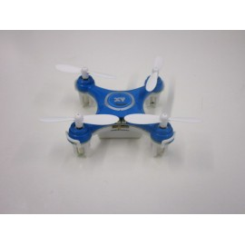 Mini Drohne Sky Walker Blau