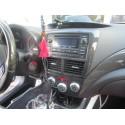 Carbon Radioblende Subaru Impreza 2007-2014