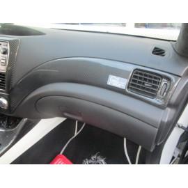 Carbon Amaturenblende Subaru Impreza WRX STI ab 2007