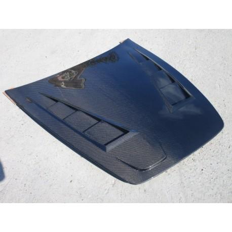 Carbon Motorhaube Ripp Style Honda S2000