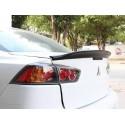 Duck Tail Spoileransatz ABS Mitsubishi Lancer und EVO 10