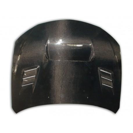 Carbon Motorhaube CW Style Impreza 07-
