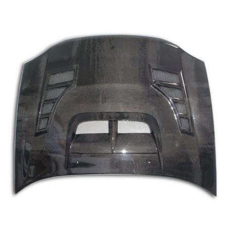 Carbon Motorhaube CW Style Impreza 01-02