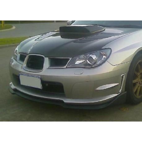 ABS Frontlippe Chargespeed Style Subaru Impreza WRX STI 2005-2007