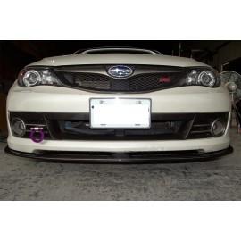 Carbon Frontlippe CS Style Subaru Impreza WRX STI GRB ab 2007-