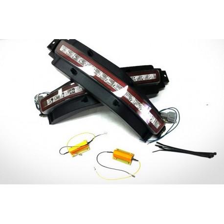 LED Blinkleuchten chrom Nissan 350Z