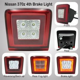 LED Nebellampe rot-klar Nissan 370Z