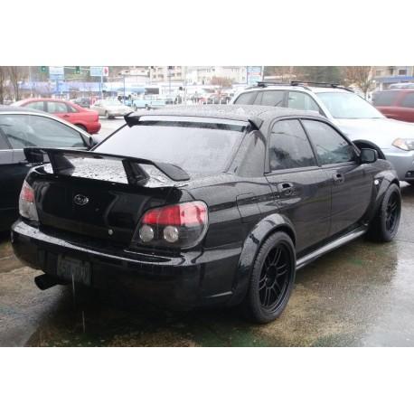 Heckspoiler S 204 Subaru Impreza 2001-2007