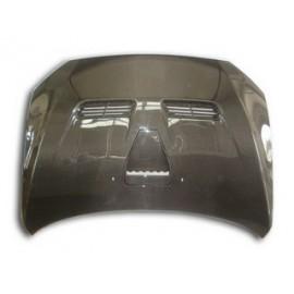 Carbon Motorhaube OEM mit Carbon Gitter EVO 10