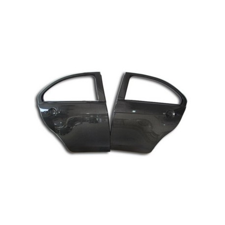 Carbon Türen hinten EVO 7-9